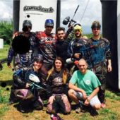 Squadra di Paintball